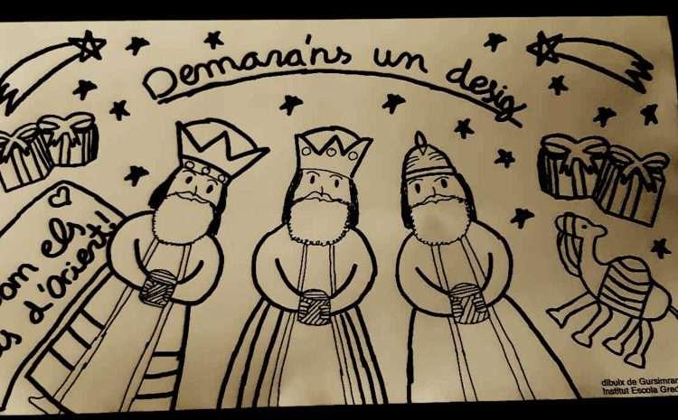 Concurs Carta als Reis Ciutat d'Olot