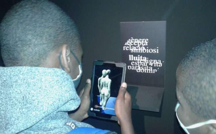 Visita exposicions i gimcana per Olot
