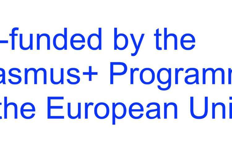 Logotip guanyador Erasmus+