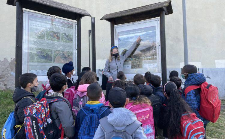 Descobrint el volcà Montsacopa